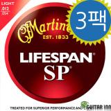 마틴 MSP7100 3팩 / 던롭피크 1P 증정