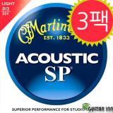 마틴 MSP4100 3팩 / 고급피크 1P 증정