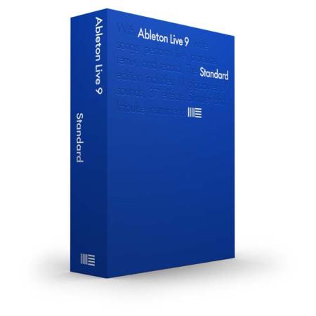 Ableton LIVE 9 STANDARD / Live 10 무료업그레이드