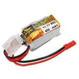 ZOP Power 11.1V 400mAh 3S 50C 리포 배터리