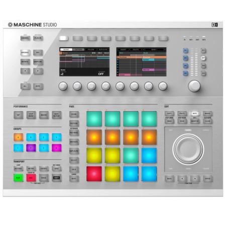 네이티브 인스트루먼트 머신 스튜디오 화이트 / Native Instruments MASCHINE STUDIO White
