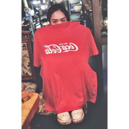 리버스 코크 티셔츠 / Reversed Coca-Cola T Shirts