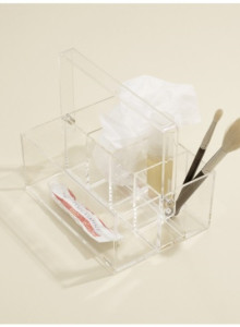 NOMESS CLEAR TOOL BOX 아크릴 오거나이저