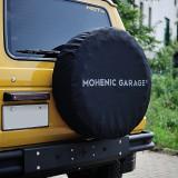 모헤닉 타이어 커버 31인치 32인치 33인치 / MOHENIC Tire Cover 101