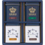 [선물세트] 로얄 코펜하겐 커피 · 홍차 세트 TC50 / ROYAL COPENHAGEN COFFE / BLCK TEA GIFT SET