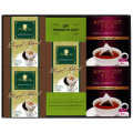 [선물세트] 정통 커피 선물 IJB 커피 살구 차 & 커피 세트 드립 백 드립 커피 선물 IJB-25RB / 답례품, 선물 세트, 커피 세트, 병문안 선물, 선물
