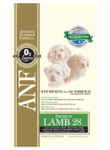 ANF 프리미엄 램28 양고기 생후 8개월~평생 7.5kg