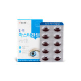 안국건강 아스타잔틴 60캡슐 (안심캡슐 눈건강 영양제)