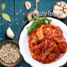 초록들 춘천닭갈비 모듬세트(닭갈비+소스+우동사리+떡+모듬야채) 5~6인분
