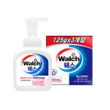 [Walch] 포밍 항균 핸드워시 300ml (Moisturizing)+ 웨스 Moisturizing 건강 비누 3개입