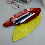 Flexible 한지 나뭇잎 트레이