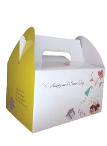 생크림 소(小연두) (조각케익상자/조각케익박스/조각케익박스/cake box)