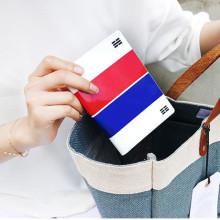 루카랩 한국 태극기 패턴 여권 지갑 케이스 Ver.2