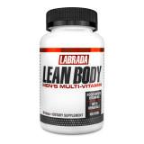 [미국 직구] Lean Body Multi-Vitamin 60ct /린바디 멀티비타민 60정 / 라브라다 뉴트리션 / 종합비타민 / 4대영양소 / 비타민 / 무기질