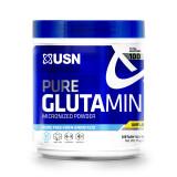 [미국 직구] USN Micronized Glutamine 500g Unflavored / 마이크로나이즈트 글루타민 500g / 근육향상 / 근손실방지