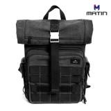 매틴 롤탑270 블랙 M9754 DSLR백팩/카메라가방 캔버스 (롤탑270 블랙)