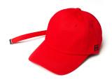 MOHENIC RED LONG STRAP BALL CAP 0601 모헤닉 레드 롱스트랩 볼캡 0601