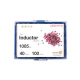 칩인덕터 샘플키트 1005(0402) 사이즈 40종 (100개입) /칩인덕터키트/인덕터키트/인덕터40종키트/샘플키트/100개