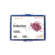 칩인덕터(인덕터) 샘플키트 1005(0402) 사이즈 40종 (100개) /칩인덕터키트/인덕터키트/인덕터40종키트/샘플키트/100개