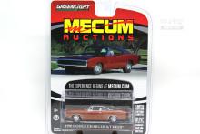 미국인기미니카 그린라이트 1970 닷지차저 헤미 브론즈 메컴옥션시리즈1 선물용 인테리어 드림카 64스케일 자동차피규어