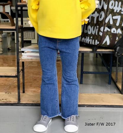 아동 부츠컷 청바지 /2017 가을신상