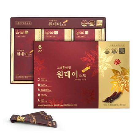 6년근 고려홍삼정 원데이스틱
