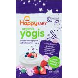 해피 베이비 요기스 올가닉 믹스베리 HappyBaby Organic Yogis Mixed Berry