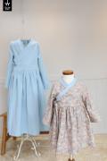 철릭원피스만들기 원피스&허리치마 패턴, 성인(S~L),유아동(90~150) 각각 판매