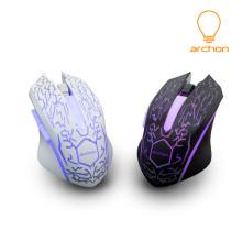 archon AG20 실속형 LED 실속형 게이밍 마우스