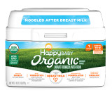 해피 베이비 올가닉 분유 스테이지 1 (12개월까지) Happy Baby Stage 1 Organic Infant Formula
