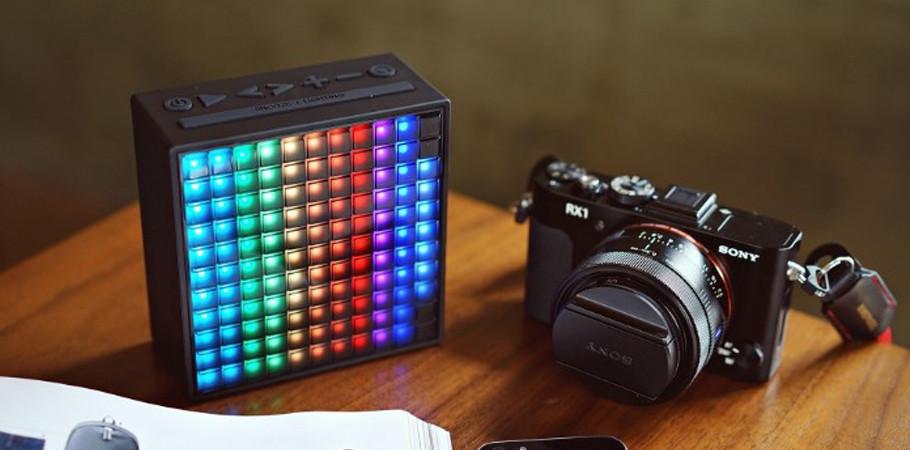 디붐 타임박스 스마트 LED 탁상시계 블루투스 스피커