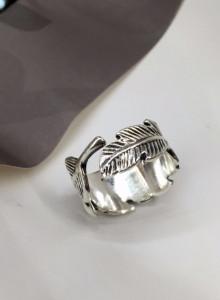 승리의 월계수 ( silver ring )