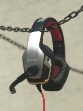 진동 게이밍 헤드셋 가성비가 역대급, archon AE50 McCree 7.1채널 진동 LED 게이밍 헤드셋 배틀그라운드