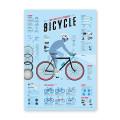 인포그래픽포스터-자전거