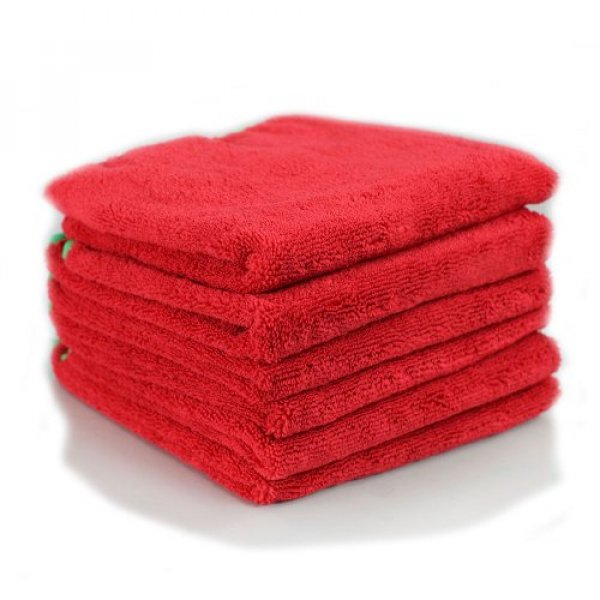 Chemical Guys MIC_997_6 Fluffer 미라클 Supra 마이크로섬유 Towel, 레드 (24 in. x 16 in.) (팩 of 6) : 로미오와쥴리엣 - 네이버쇼핑