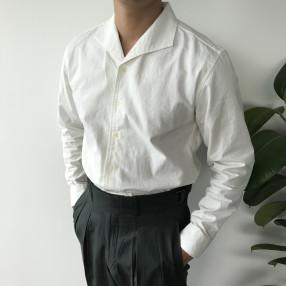 [베이커] 폴 이탈리안 셔츠 (4color)