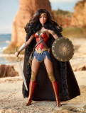 바비 원더우먼 라이브 액션 인형 Barbie Wonder Woman Live-Action Doll - Black