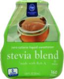 크로거 스테비아 액상 (50ml) 제로 칼로리 Kroger Zero Calorie Liquid Sweetener Stevia Blend 1.68 fl oz