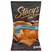 스테이시 과자 2봉지 Stacy's Simply Naked Baked Pita Chips