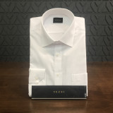 예작 솔리드 기본화이트 루미핏 셔츠 YJ7SBR930