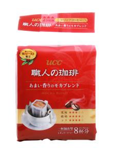 일본 UCC 장인의 커피 드립 모카 블렌드8P/6세트