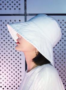 남자 여자 코튼 벙거지 버킷햇 모자 2color
