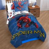 디즈니정품 스파이더맨 이불 트윈 Spider-Man Comforter - Twin