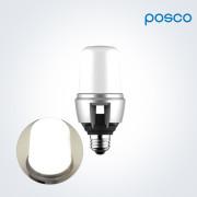 포스코 LED 13W 램프 5000K 주백색