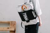 로디나트 슈레이스 백팩 B1 화이트, 화장대를부탁해3 청하 착용 브랜드, 노트북, 여행