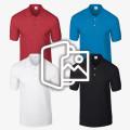 [프린팅] 반팔 폴로 셔츠 - Asia Fit (83800)