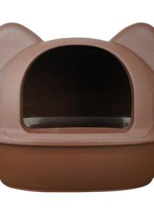 아이캣 점보 고양이화장실 - 브라운