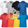 [프린팅] 반팔 폴로 스포츠 셔츠 - Asia Fit (73800)