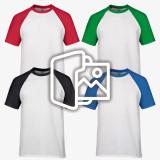 [프린팅] 반팔 래글런 티셔츠 - Asia fit (76500)