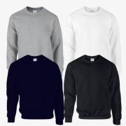 [무지] 플리스 맨투맨 티셔츠 - USA fit (12000)